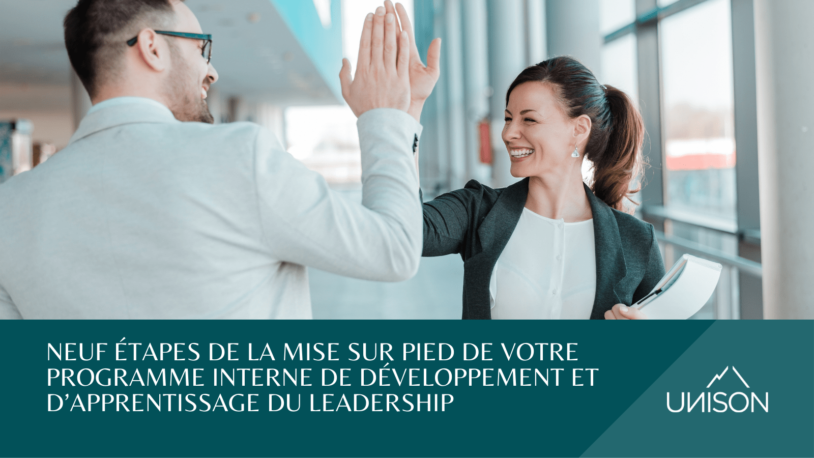 Développement du leadership